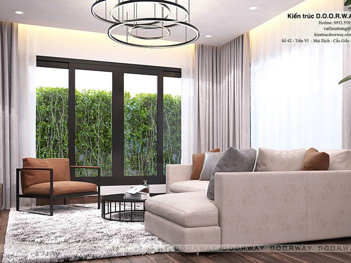 PK2 - Nội thất căn hộ 164m2 Manhattan Tower cho đại gia đình