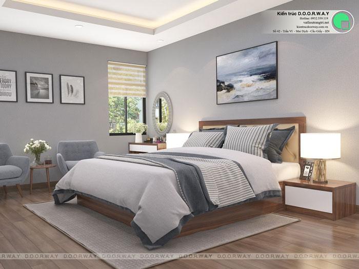 PN1(1) - Thiết kế nội thất chung cư Manhattan Tower | 2020