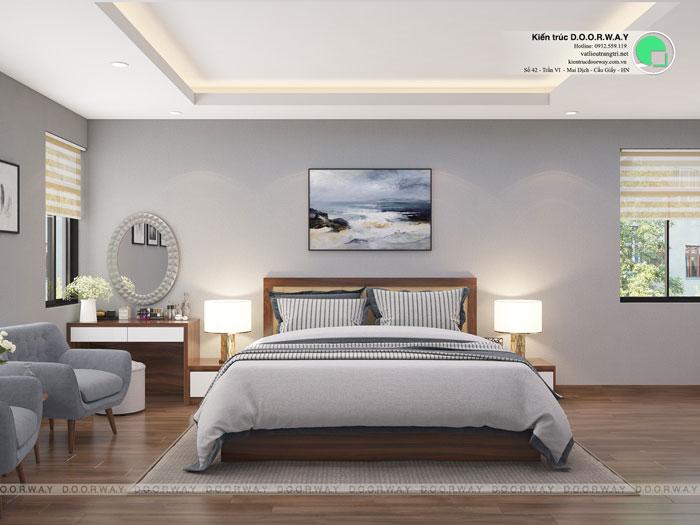 PN1(2) - Thiết kế nội thất chung cư Manhattan Tower | 2020