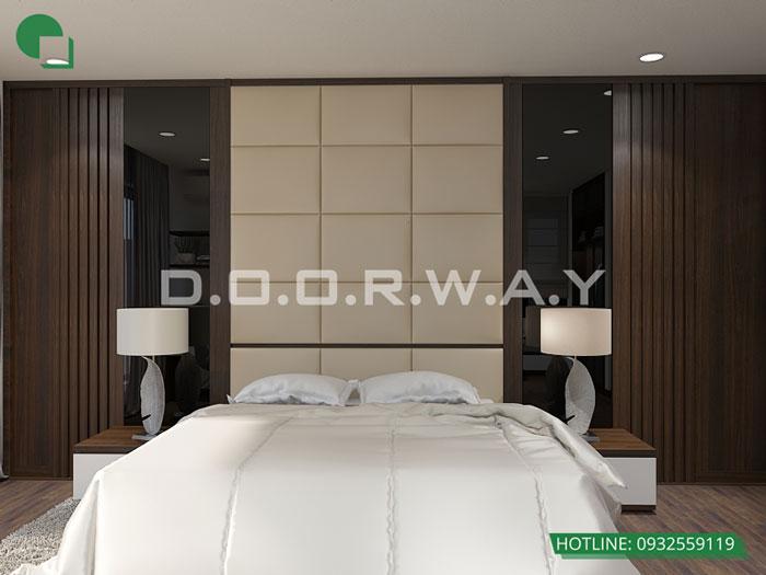 PN3(1) - Nội thất căn hộ 105m2 Hinode City với cách bố trí tối ưu