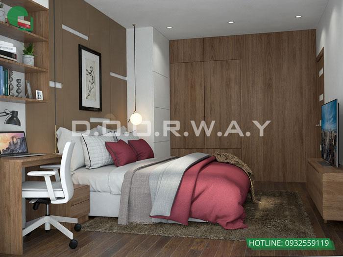 PN3(2) - Ngắm trọn nội thất căn 3 phòng ngủ Manhattan Tower