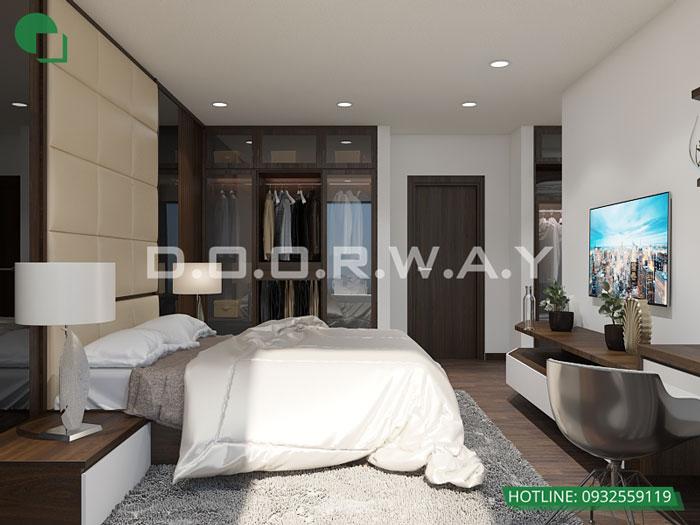 PN3(2) - Nội thất căn hộ 105m2 Hinode City với cách bố trí tối ưu