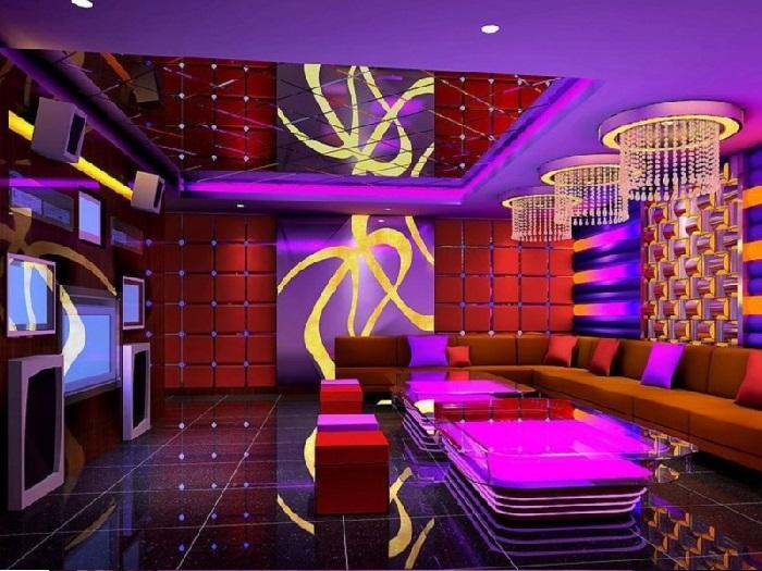 """3-Cách tính chi phí xây quán karaoke không """"xài hoang"""" dù 1 đồng!"""