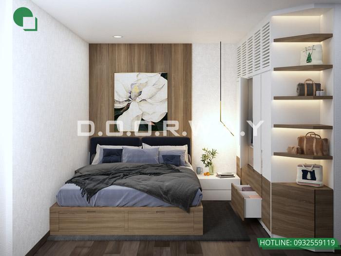 14-Tổng hợp các mẫu nội thất chung cư đẹp từ Doorway mới hoàn thiện.