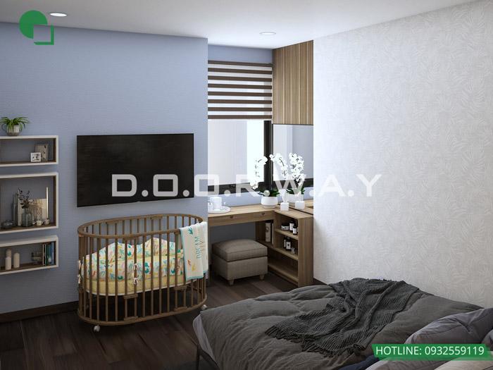 15-Tổng hợp các mẫu nội thất chung cư đẹp từ Doorway mới hoàn thiện.