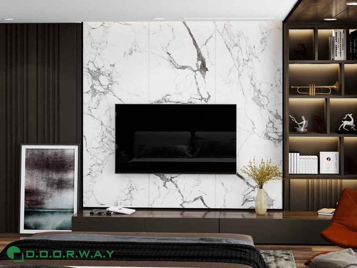 2-Tổng hợp các mẫu nội thất chung cư đẹp từ Doorway mới hoàn thiện.