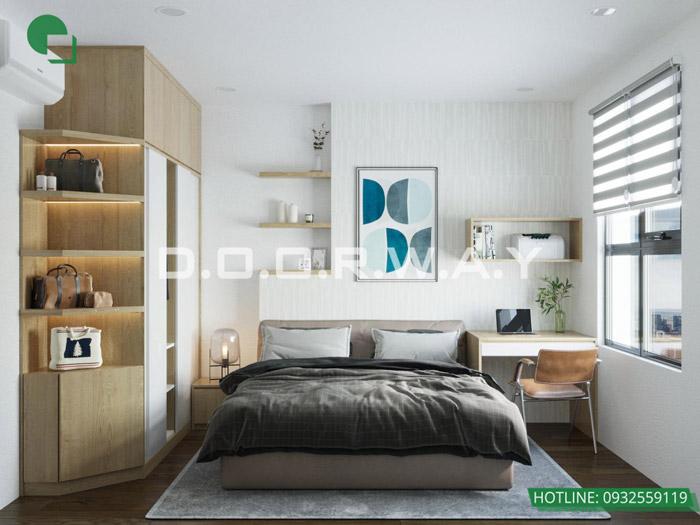 20-Tổng hợp các mẫu nội thất chung cư đẹp từ Doorway mới hoàn thiện.