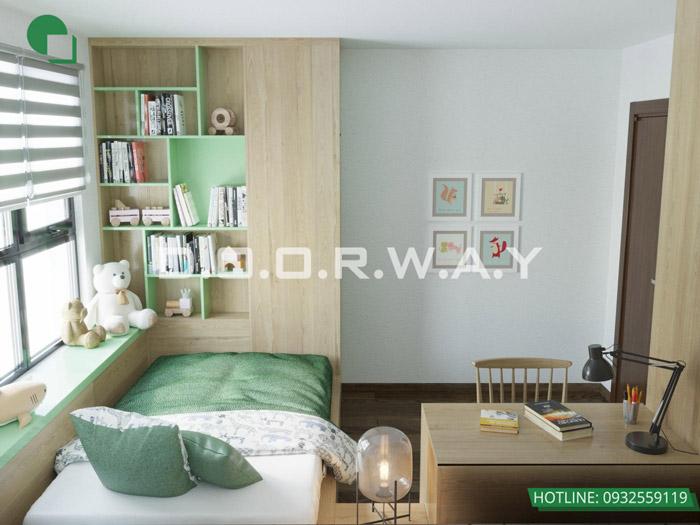 21-Tổng hợp các mẫu nội thất chung cư đẹp từ Doorway mới hoàn thiện.