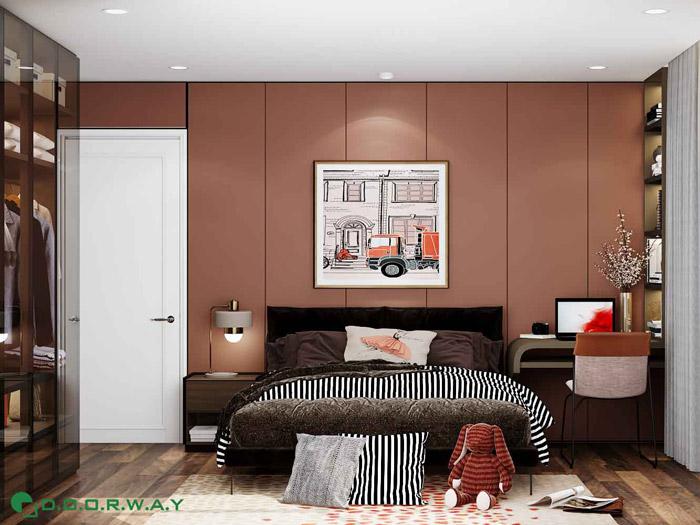 5-Tổng hợp các mẫu nội thất chung cư đẹp từ Doorway mới hoàn thiện.