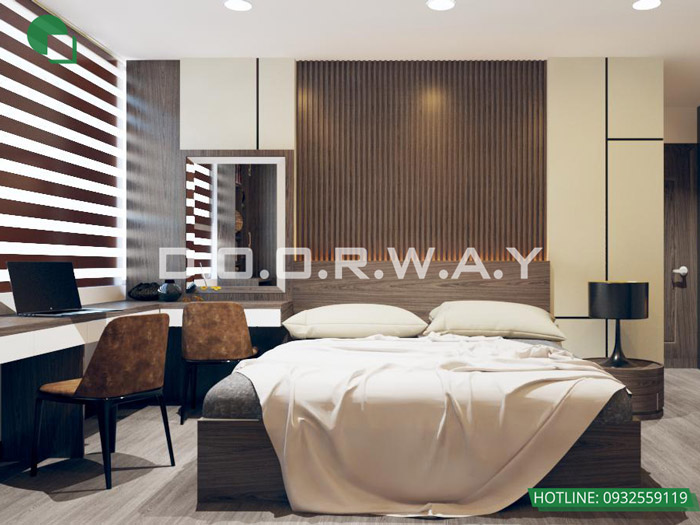 9-Tổng hợp các mẫu nội thất chung cư đẹp từ Doorway mới hoàn thiện.