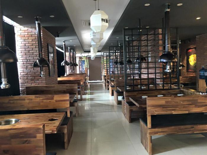 2-Các phong cách thiết kế nội thất nhà hàng được ưa chuộng nhất hiện nay