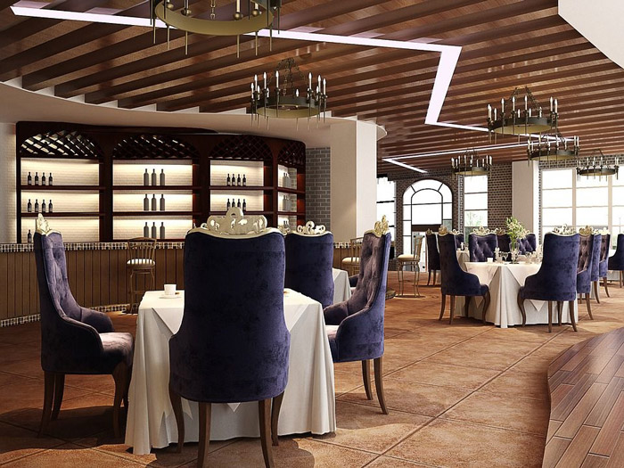 3-Các phong cách thiết kế nội thất nhà hàng được ưa chuộng nhất hiện nay