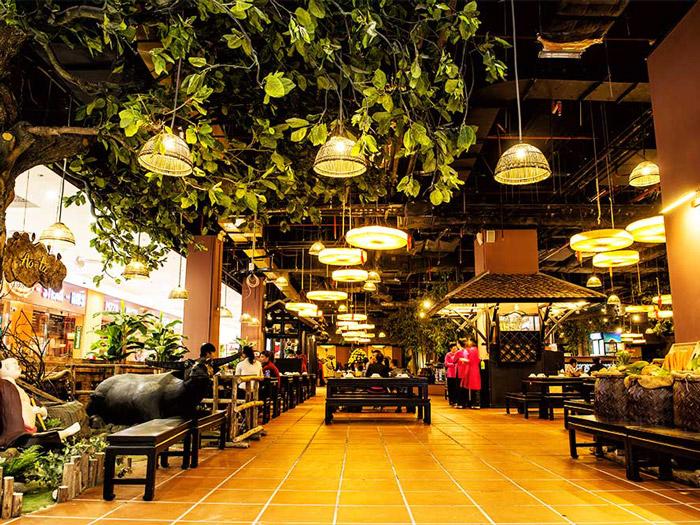6-Các phong cách thiết kế nội thất nhà hàng được ưa chuộng nhất hiện nay
