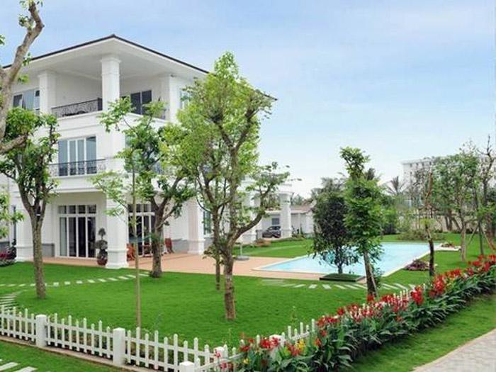 5-Thiết kế sân vườn nhà biệt thự đẹp, hợp phong thủy như thế nào?