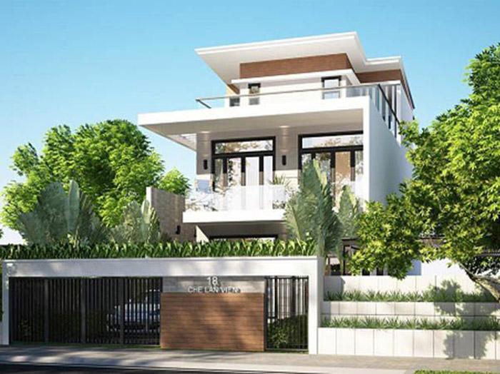 1-Tư vấn thiết kế biệt thự hiện đại// Kiến trúc Doorway