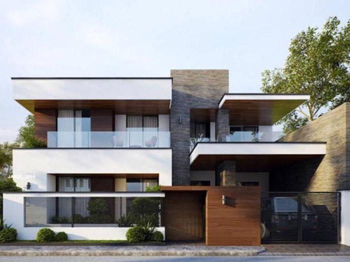 2-Tư vấn thiết kế biệt thự hiện đại// Kiến trúc Doorway