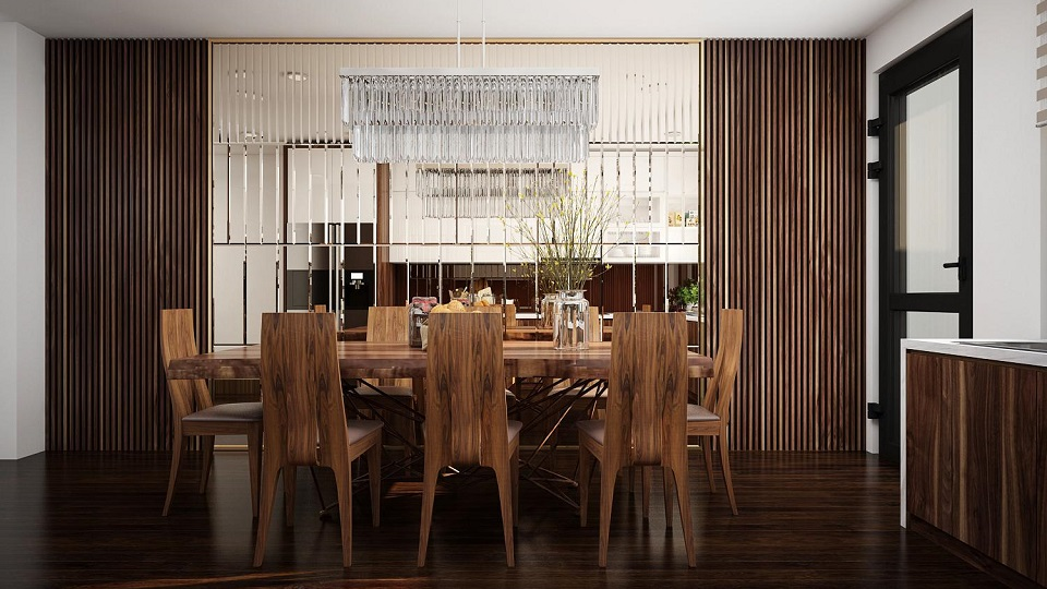 Chiêm ngưỡng những mẫu bàn ăn đơn giản mà đẹp