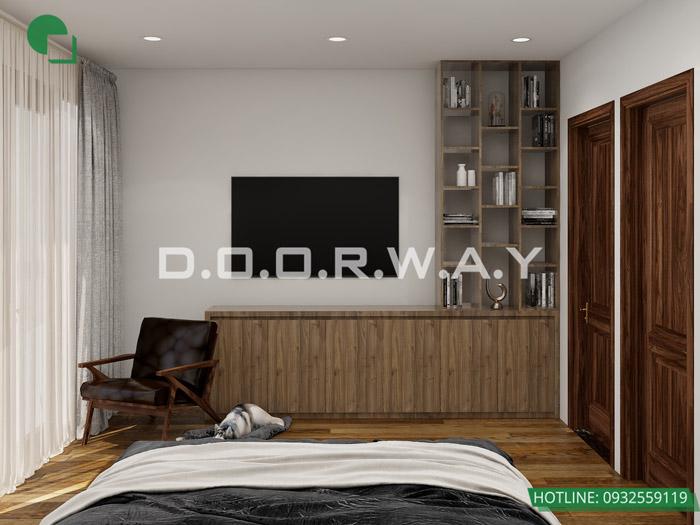 (5)Mẫu thiết kế nội thất nhà phố hiện đại đẹp 2020