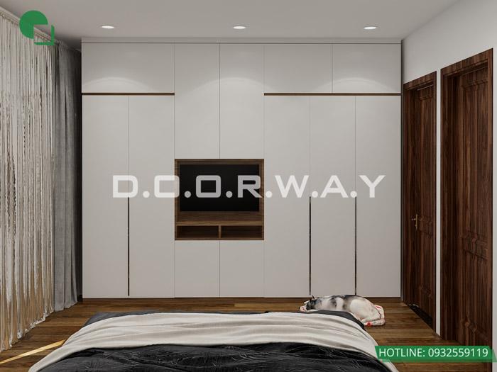 (6)Mẫu thiết kế nội thất nhà phố hiện đại đẹp 2020