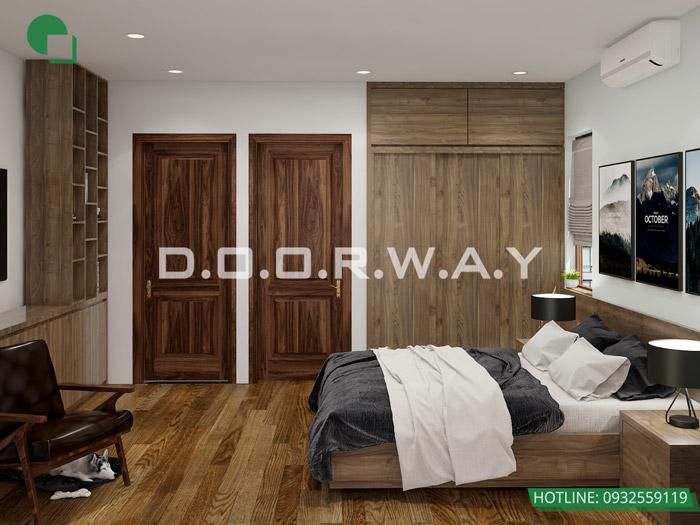 (7)Mẫu thiết kế nội thất nhà phố hiện đại đẹp 2020