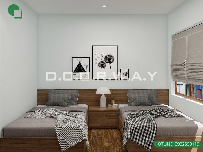 (8)Mẫu thiết kế nội thất nhà phố hiện đại đẹp 2020