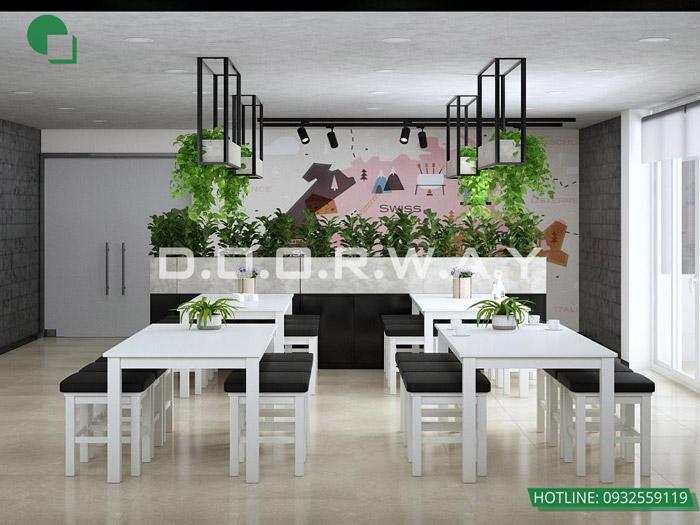 14-Thiết kế mẫu văn phòng làm việc hiện đại - ấn tượng từ Doorway