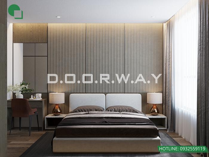 (17)Thiết kế nội thất chung cư 3 phòng ngủ tại The Zei