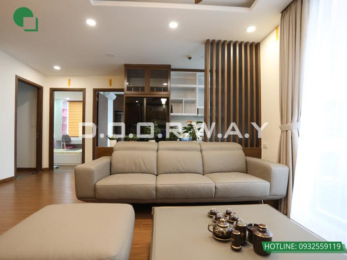 (15)Thiết kế thi công nội thất chung cư trọn gói tại Eco Dream