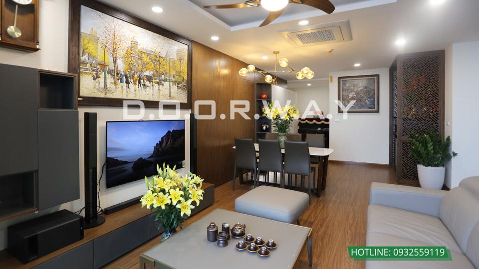 Thiết kế - thi công nội thất chung cư trọn gói tại Eco Dream