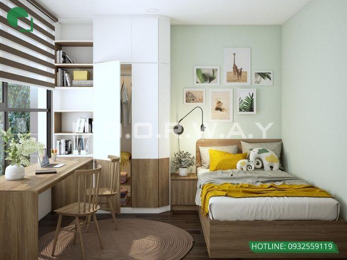 (12)3 mẫu thiết kế nội thất chung cư hiện đại