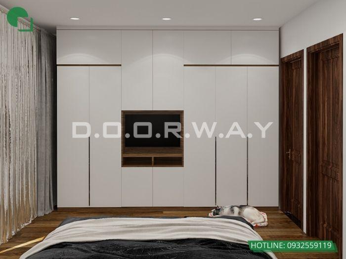(16)Thiết kế nội thất nhà lô phố 4 tầng đẹp từng milimet