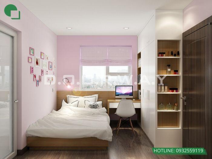 (4)3 mẫu thiết kế nội thất chung cư hiện đại