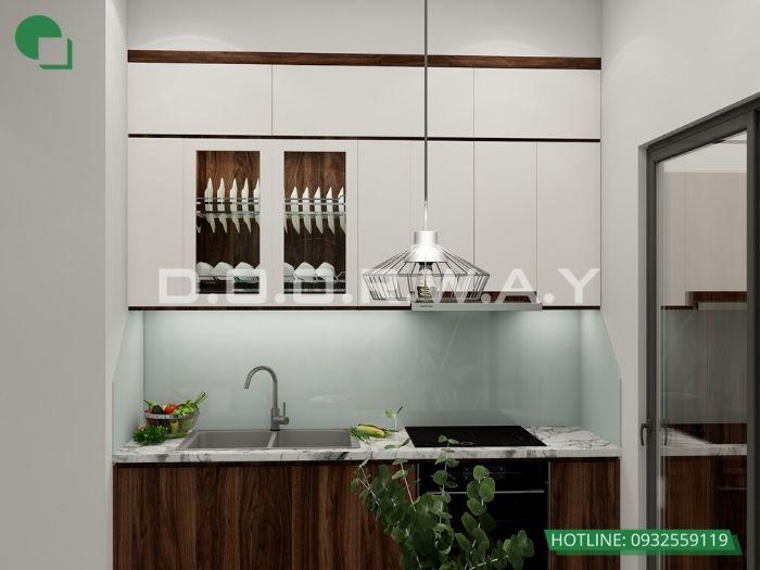 (6)3 mẫu thiết kế nội thất chung cư hiện đại