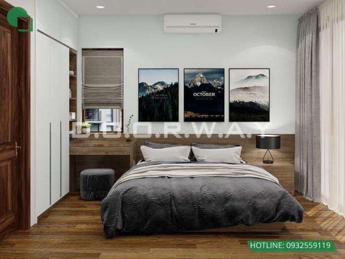 (8)Thiết kế nội thất nhà lô phố 4 tầng đẹp từng milimet