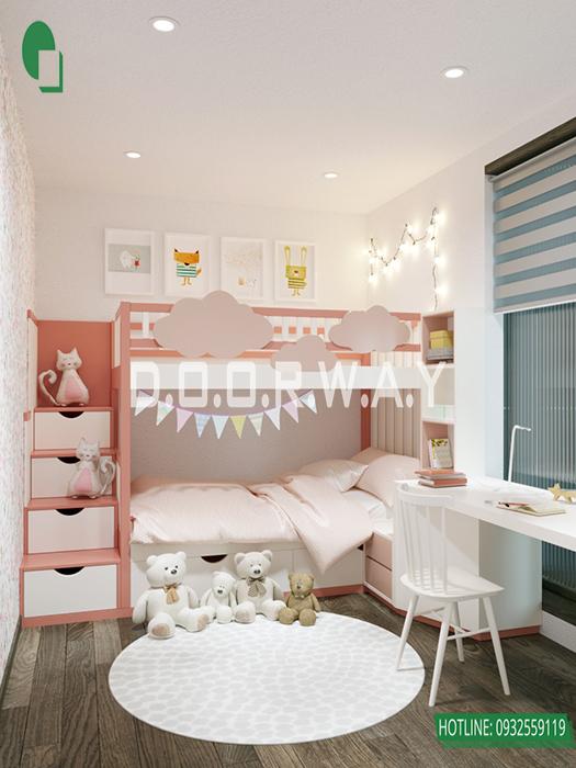 (6)Mẫu thiết kế căn hộ cung cư đẹp tại The Zei - Mỹ Đình