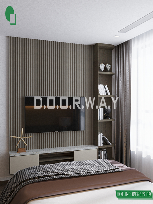 (7)Mẫu thiết kế căn hộ cung cư đẹp tại The Zei - Mỹ Đình