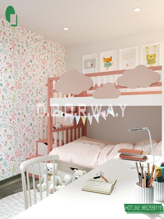(8)Mẫu thiết kế căn hộ cung cư đẹp tại The Zei - Mỹ Đình