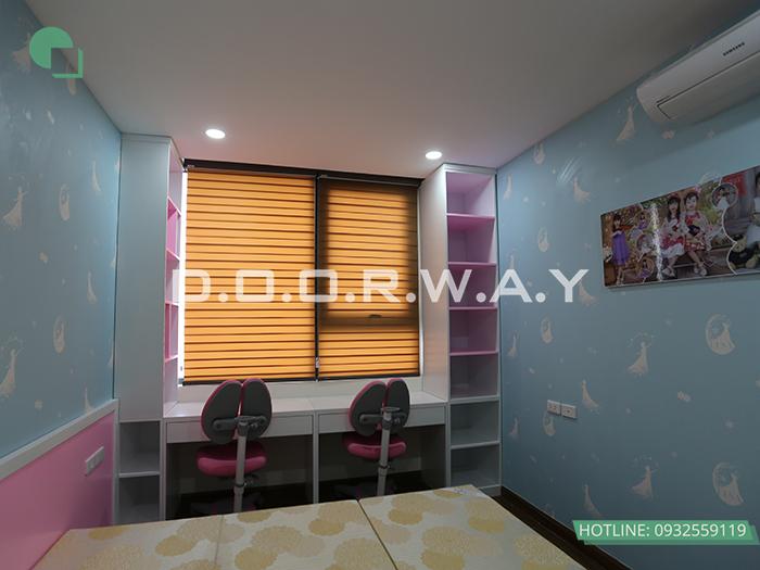 (1)Thiết kế - thi công phòng ngủ hiện đại// Nội thất Doorway