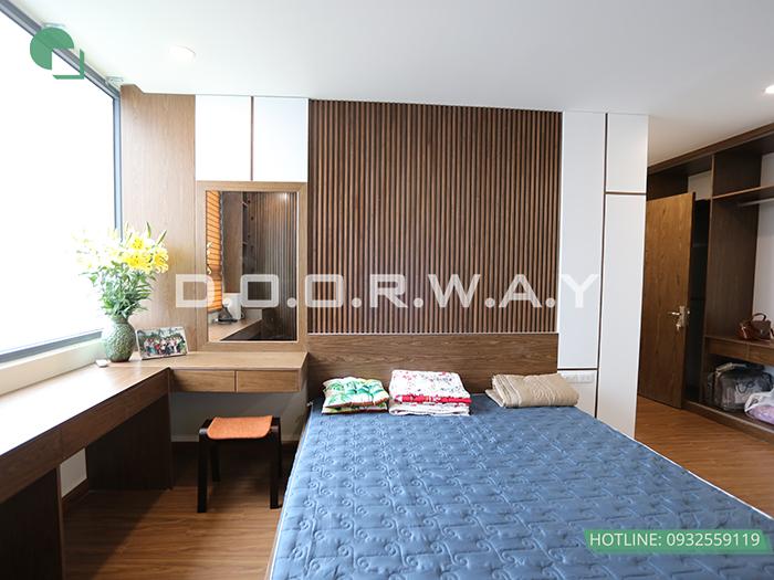 (5)Thiết kế - thi công phòng ngủ hiện đại// Nội thất Doorway
