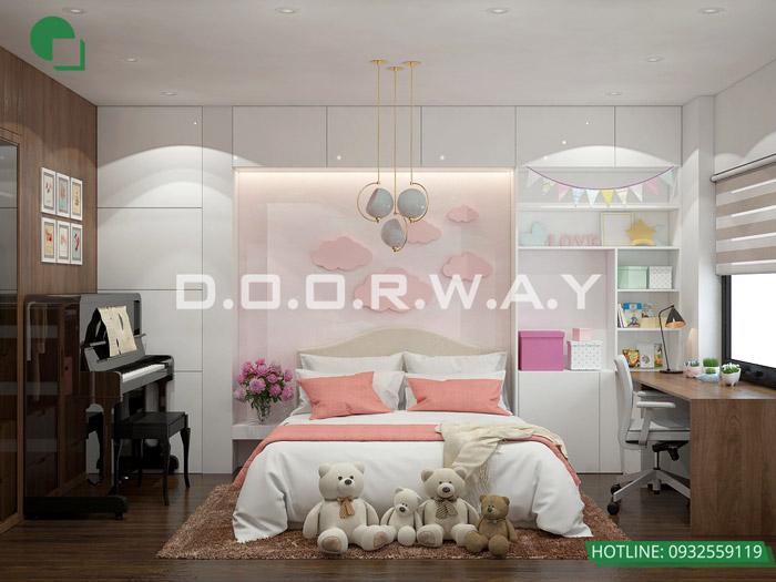 (10)Thiết kế nội thất căn 3pn Sky Central