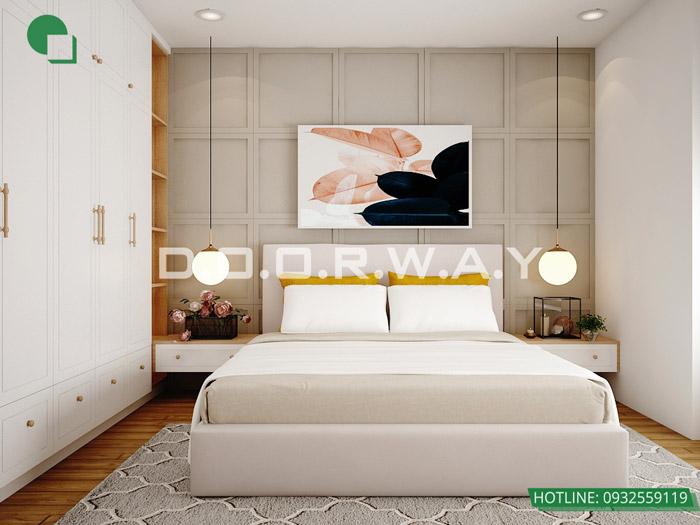 (8)Thiết kế nội thất căn 3pn Sky Central