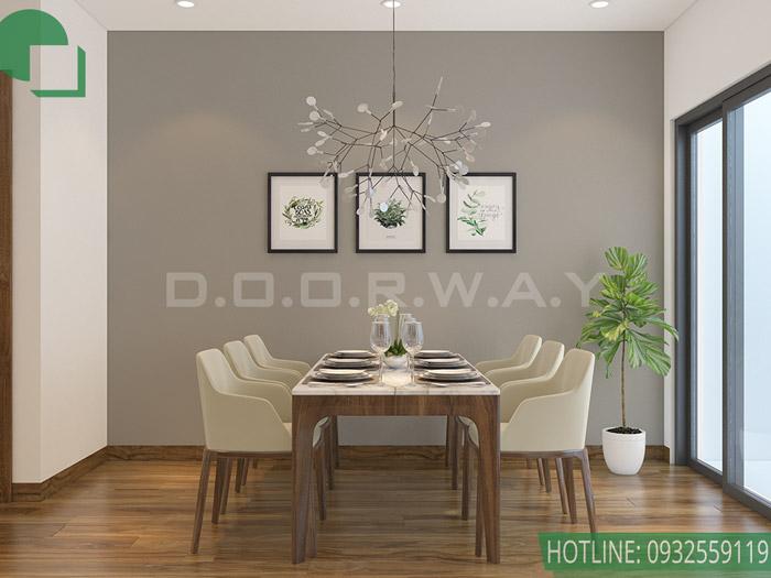 (4)Thiết kế nội thất chung cư đơn giản đẹp nhất 2020