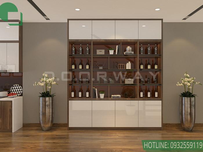 (6)Thiết kế nội thất chung cư đơn giản đẹp nhất 2020