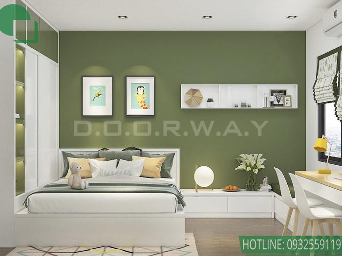 (7)Thiết kế nội thất chung cư đơn giản đẹp nhất 2020
