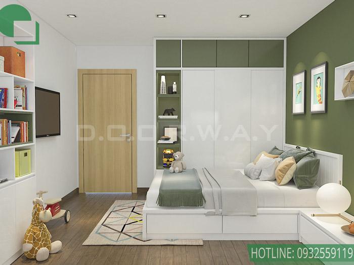 (8)Thiết kế nội thất chung cư đơn giản đẹp nhất 2020