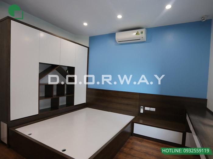 (3)Thi công nội thất chung cư hiện đại