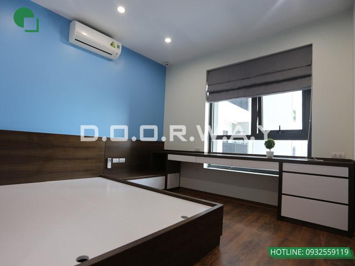 (4)Thi công nội thất chung cư hiện đại