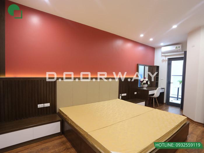 (5)Thi công nội thất chung cư hiện đại