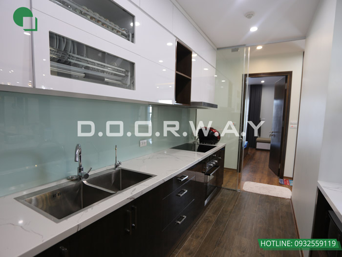 (8)Thi công nội thất chung cư hiện đại