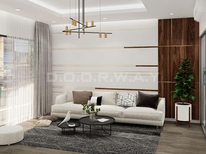 (10)Thiết kế nhà cho người nước ngoài thuê diện tích từ 30m2 - 50m2